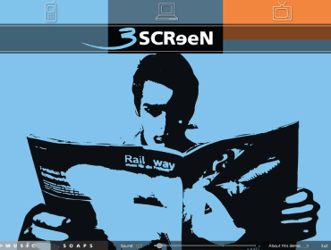 Swisscom 3Screen