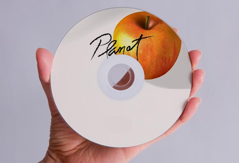 Apple-cd