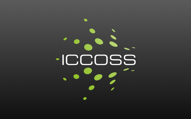 Iccoss logo