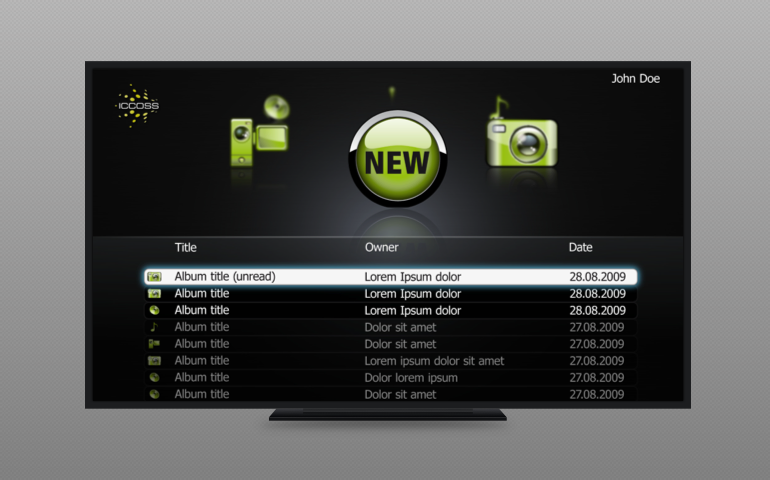 Iccoss tv