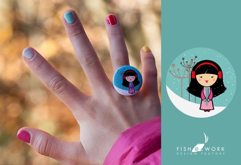 child 6 ring