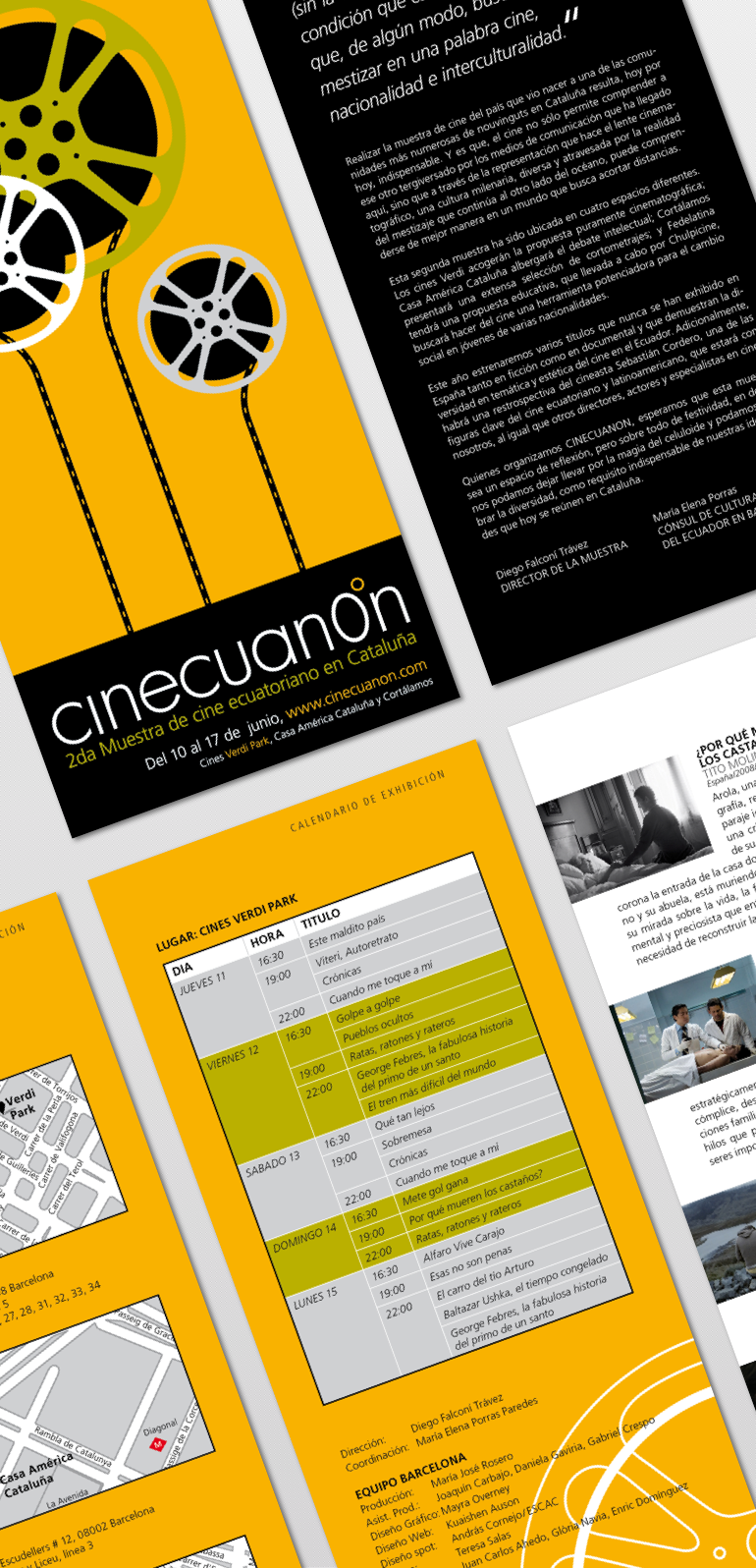 cinecuanon stationary