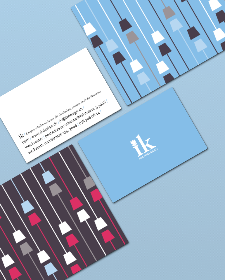 ik business card