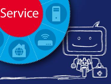 Swisscom My Service