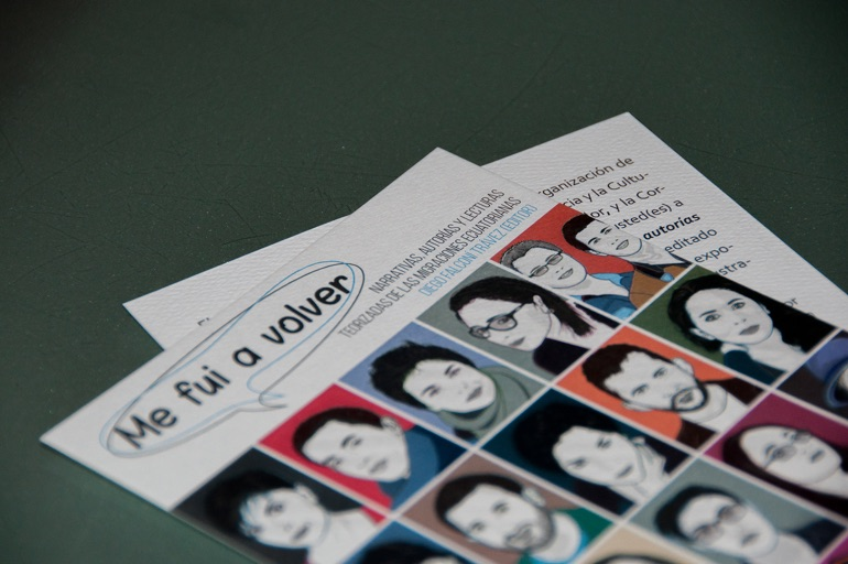retratos migrantes invitation